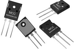 Image of MCC's Fieldstop Trench IGBT Series